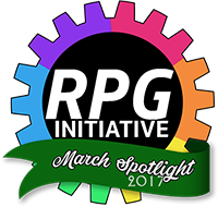 March 2017 Featured RPG