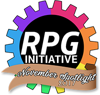 November 2017 Featured RPG