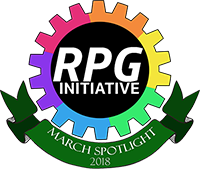 March 2018 Featured RPG