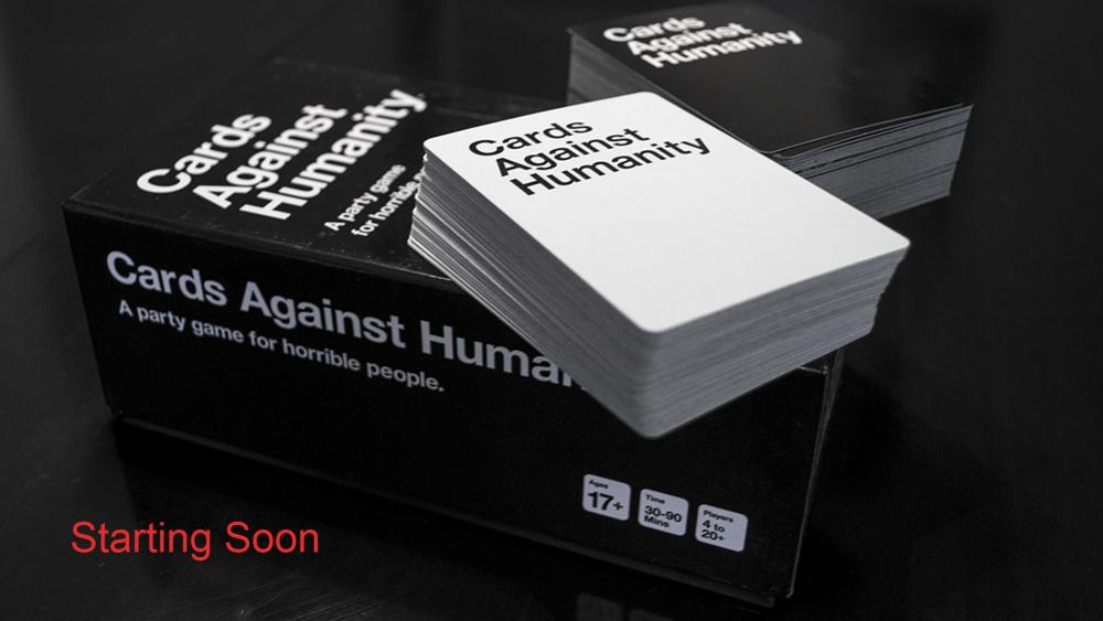 CAH Custom Cards