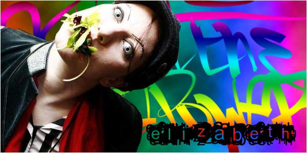Colorful Liz Sig
