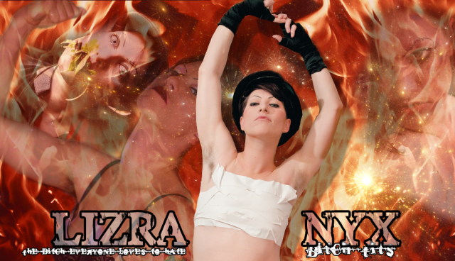 Fiery Lizra