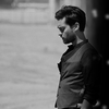 Tobey Maguire looks broody