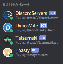 Discord Bots for Forum focused Discords - Roleplay