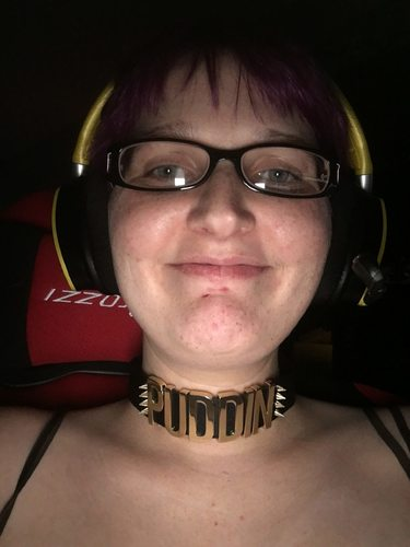 Pudding necklace