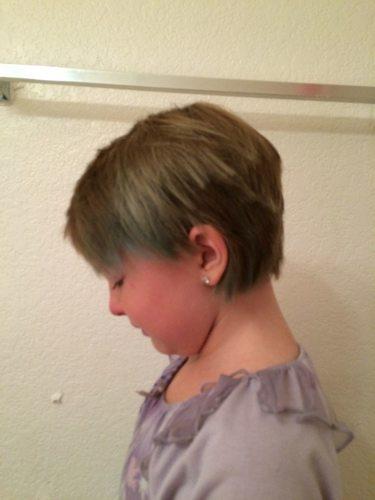 Fae Haircut