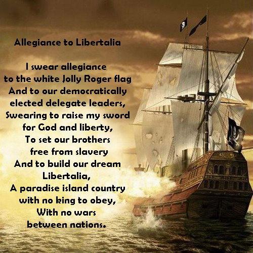 Allegiance to Libertalia
