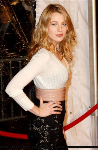 blake lively cute hairstyles For 2011 5