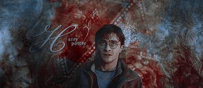 Harry Potter Signature