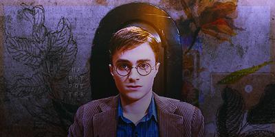 Harry Potter Signature 3