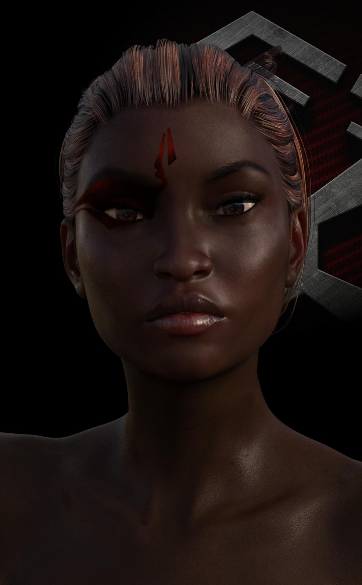 Human Female - Imperial - SWTOR era